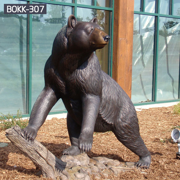 Famous golden paddington bear statue wildlife statues artists