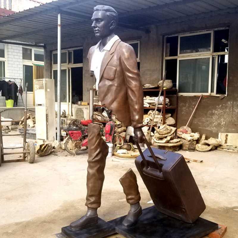 self made man statue replica for sale,