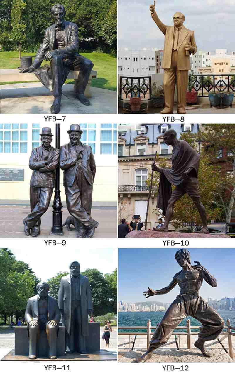 Famous Singer Elvis Bronze Statue