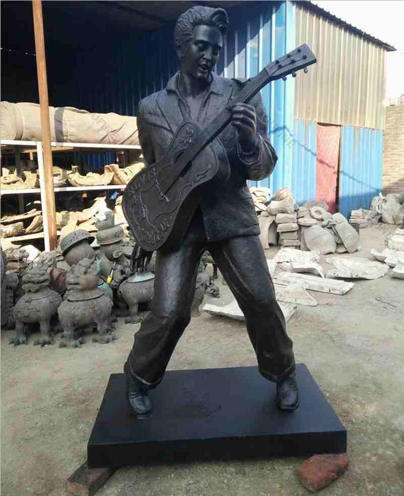 elvis presely statue for sale,