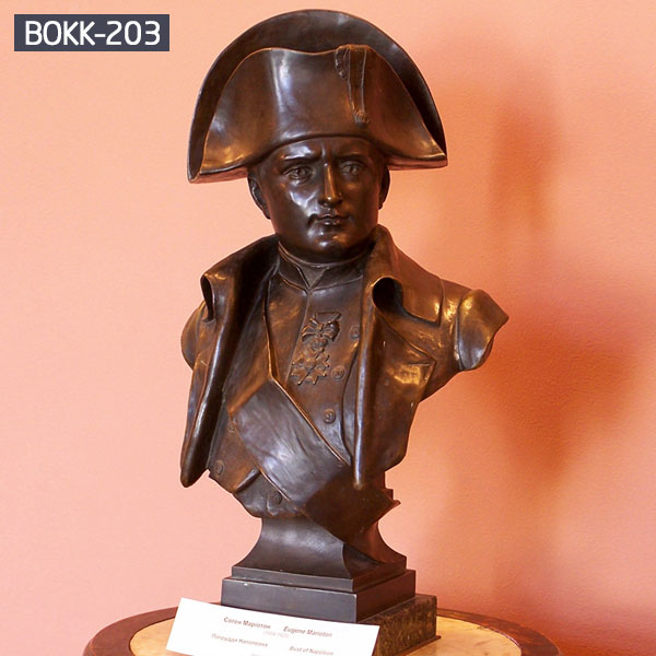 Famous Bronze Bust Sculpture of Napoleon for Home Decor BOKK-203