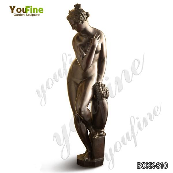 Famous Bronze Venus of the Grotticella by Giambologna Statue for Sale BOKK-810
