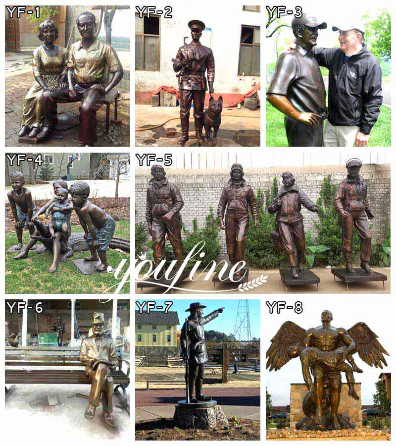 Life Size Famous Bronze Martin Luther King Statue Suppliers BOKK-25